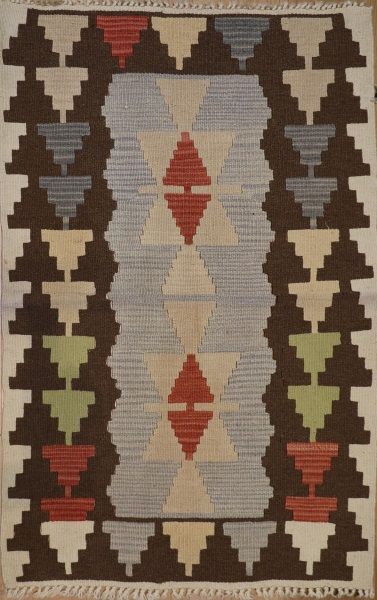 R4279 Turkish New Kilim