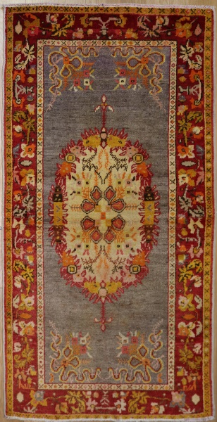R2260 Turkish Old Anatolian Guney Rug