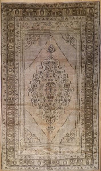 R4461 Turkish Oushak Carpet