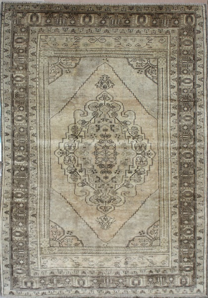 R4461 Turkish Qushak Carpet