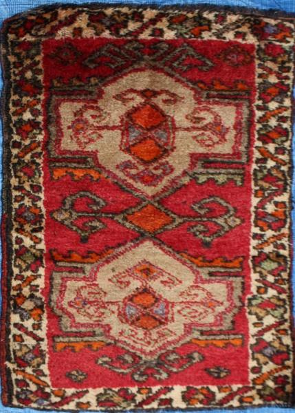 Wonderful Hand Woven Turkish Rug R7211