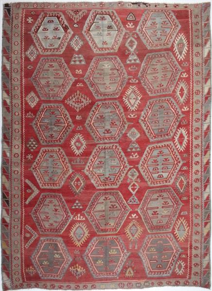 R7542 Turkish Sarkisla Kilim Rug