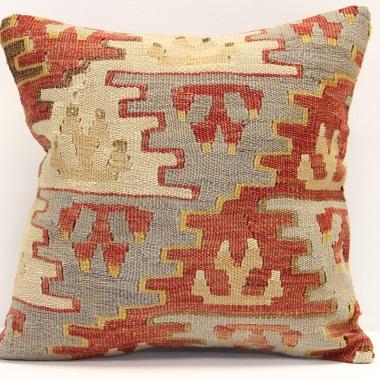 S187 Turkish Small Kilim Cushion Covers