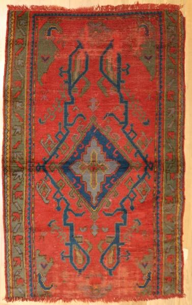 R7315 Turkish Ushak Rugs