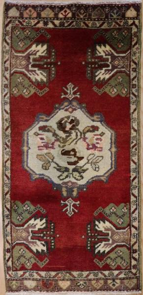 R7209 Turkish Vintage Anatolian Rug