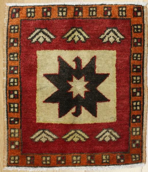 Turkish Vintage Rugs R7219