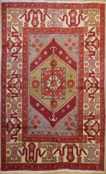 R404 Turkish Yuntdag Carpet