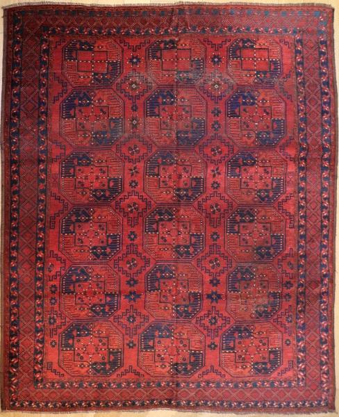 R9052 Turkmen Ersari Carpets