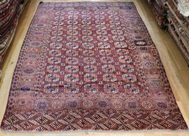 Turkmen Yomut Carpets R9051