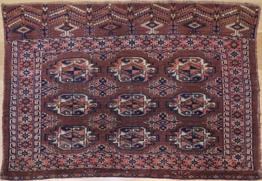 F1057 Turkmen Yomut Rug