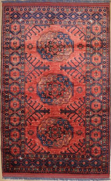 R6749 Turkmenistan Ersari Rug