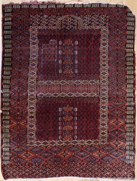 R3225 Turkoman Ensi Rug