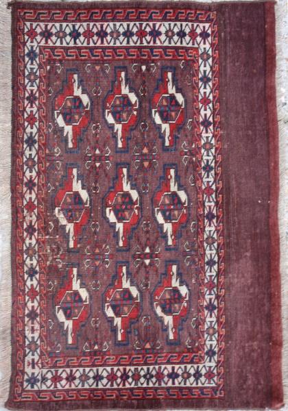 F1056 Turkoman Yomud Rugs