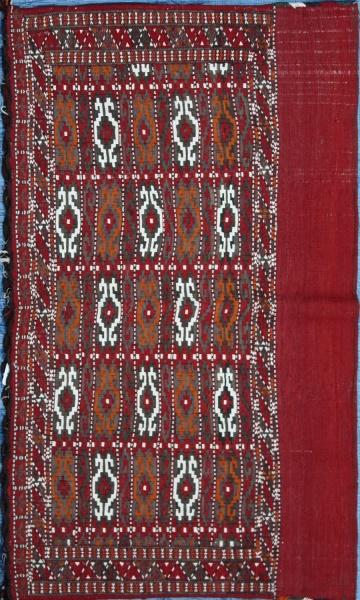 R7055 Turmenistan Kilim Cushion Cover
