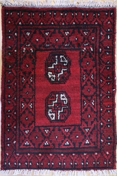 R9201 Vintage Afghan Rug