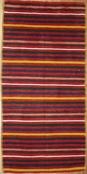R7995 Vintage Anatolian Kilim Rug