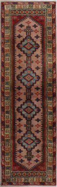 R5316 Vintage Handmade Carpet Runner