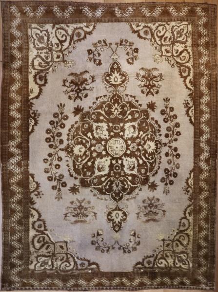 R4478 Vintage Kars Turkish Carpets