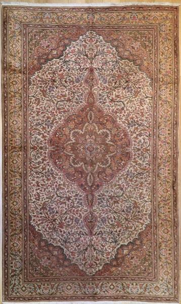 F620 Vintage Kayseri Turkish Carpet