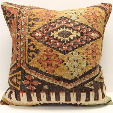 XL144 Vintage Kilim Cushion Cover