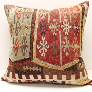 XL475 Vintage Kilim Cushion Cover