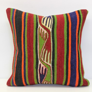 Vintage Kilim Cushion Cover M66