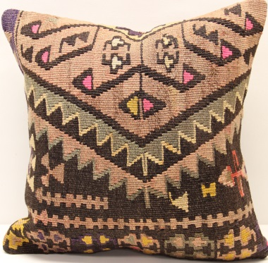 M272 Vintage Kilim Cushion Covers
