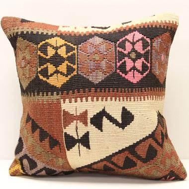 M569 Vintage Kilim Cushion Covers