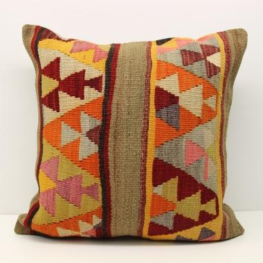 Vintage Kilim Cushion Covers XL476
