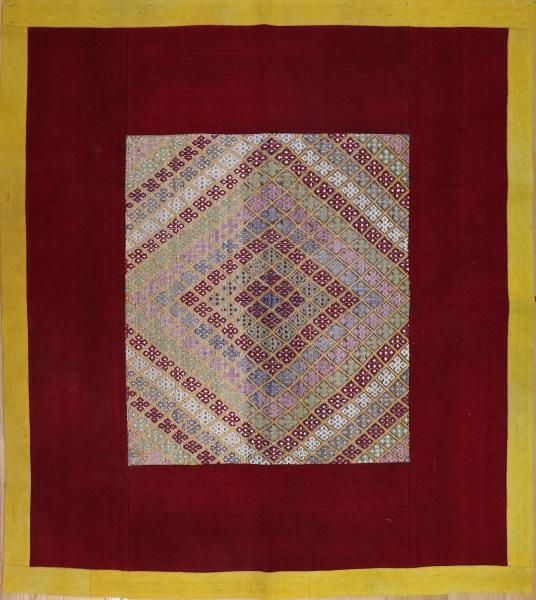 R2286 Vintage Kilim Patchwork Rugs