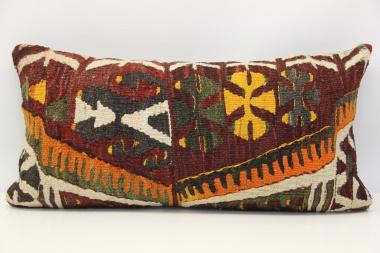 D69 Vintage Kilim Pillow Cover