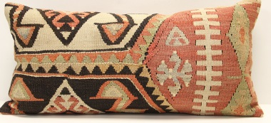 D71 Vintage Kilim Pillow Cover