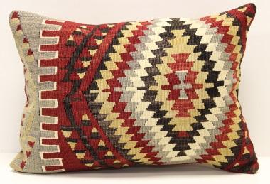 D153 Vintage Kilim Pillow Cover