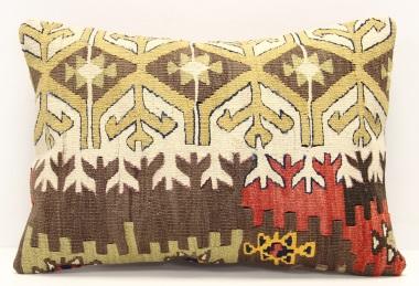 D189 Vintage Kilim Pillow Cover