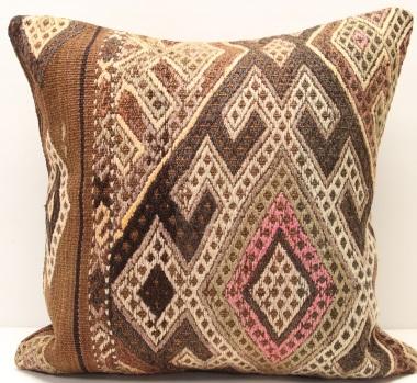 L601 Vintage Kilim Pillow Covers