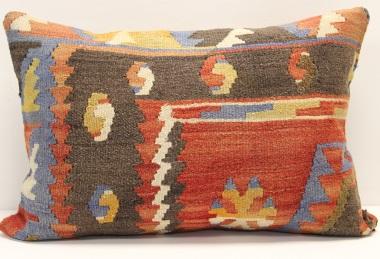 D135 Vintage Kilim Pillow Covers