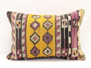 D175 Vintage Kilim Pillow Covers
