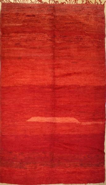 R8793 Vintage Moroccan Berber rugs