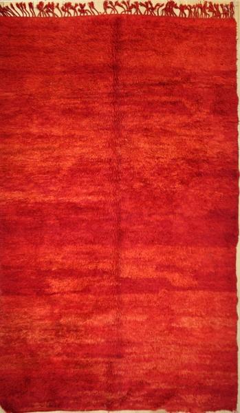 R8794 Vintage Moroccan Berber rugs