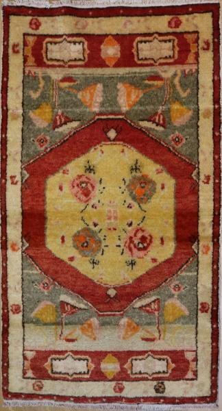 R2269 Vintage Oushak Turkish Rugs