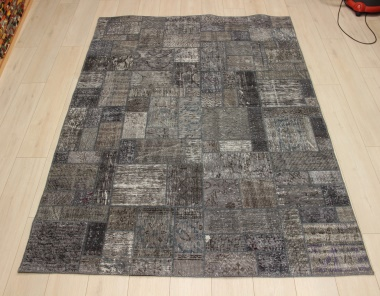R9001 Vintage Overdyed Patchwork Rugs