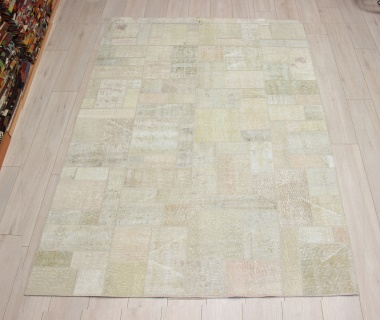 R9002 Vintage Overdyed Patchwork Rugs