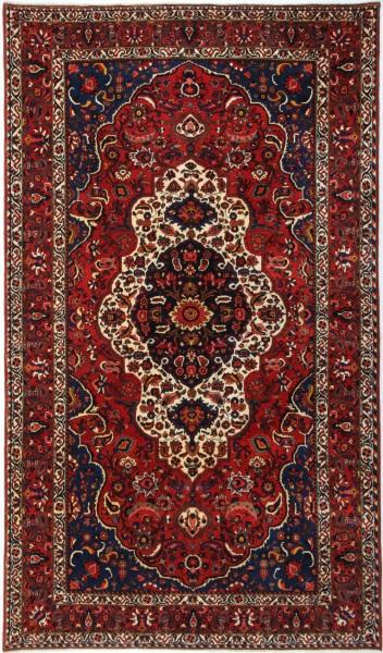 R3705 Vintage Persian Bakhtiari Carpet