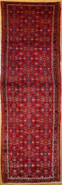 R9316 Vintage Persian Carpet Runner