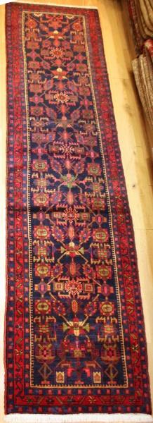 R8092 Vintage Persian Carpet Runner