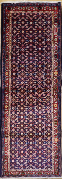 R8093 Vintage Persian Carpet Runner