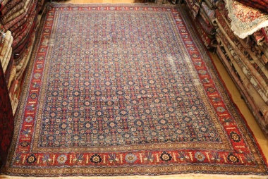 Vintage Persian Carpets R9055