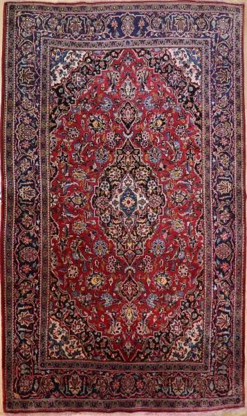 R8620 Vintage Persian Kashan Rugs