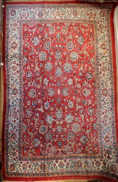 R7789 Vintage Persian Mahal Carpet
