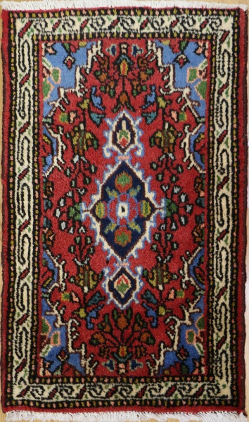 R9194 Vintage Persian Rug